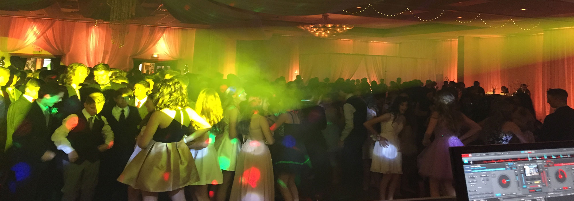 Crew Entertainment Professional DJ for Proms